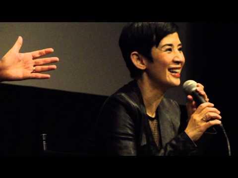 Sandra Ng - interview by Grady Hendrix part 2- Golden Chickensss - NY Asian Film Festival 2014