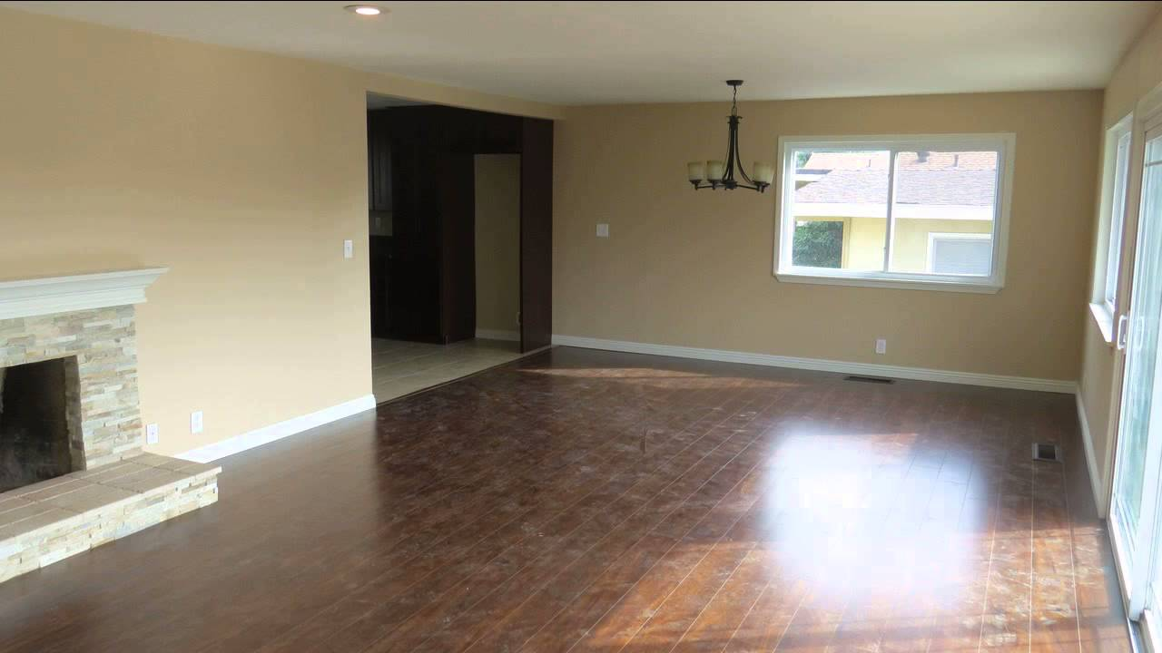 4 Bedroom Ranch Style Home And Backyard Offers Play Court