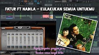 Video Fatur ft Nadila - Kulakukan Semua Untukmu (Karaoke) FL Studio download MP3, 3GP, MP4, WEBM, AVI, FLV Agustus 2018