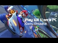 How to Play Wii U on a PC - Cemu Emulator Tutorial