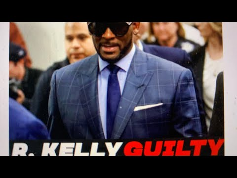 Rapper R Kelly Guilty Of Racketeering Sex Trafficking And Assault Expected To Get Decades In Jail