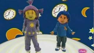 Jim Jam y Sunny- La canción de la hora