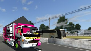 Review Livery Sekar Taro || Share Link || IDBS Truck Simulator