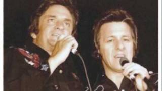Tommy Cash & Johnny Cash  -  Guess Things Happen That Way