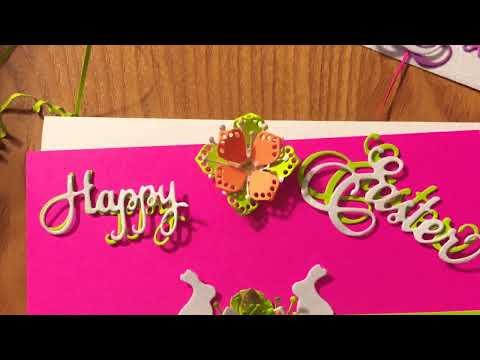 Beautiful Handmade Easter Cards