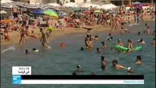أين يقضي الفرنسيون عطلة الصيف؟