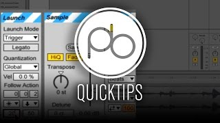 Ableton Live Quick Tip: Automatic Remixing with Follow Actions