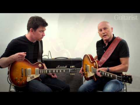 2013 Gibson Custom Les Paul Standard 1959 Reissue R9 review demo