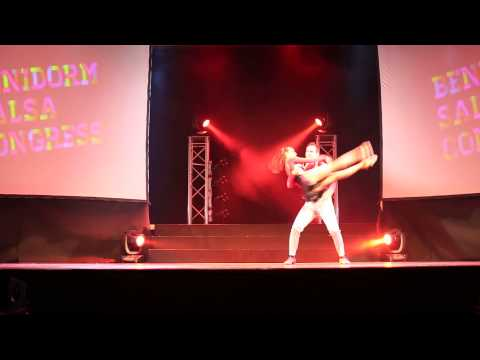 Performances at Benidorm Salsa Congress 2013 - New York Time