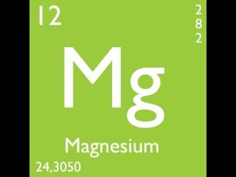 Magnesium Glycinate Health Benefits!