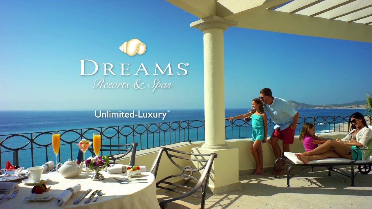 Dreams Resorts & Spas Commercial