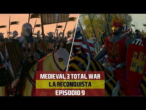 Medieval 3 Total War    LA RECONQUISTA DE ESPAÑA - Episodio 9