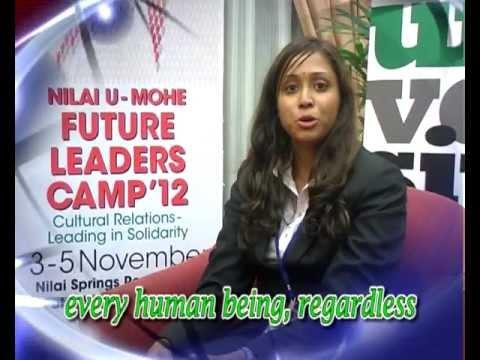 Academic Event @ Nilai U - Future Leaders Camp 2012: Pledge