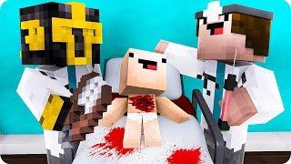 Operamos Al BebÉ Noob En Minecraft 😱