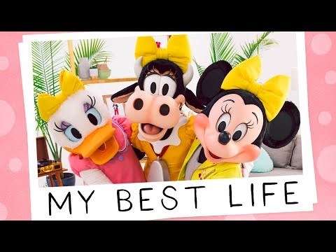Minnie Mouse - Girls Night In (My Best Life Music Video) | Disney