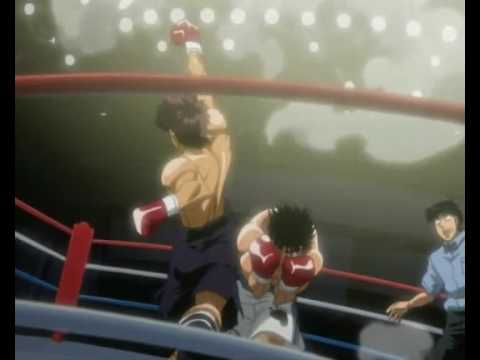 Hajime no ippo japan champion