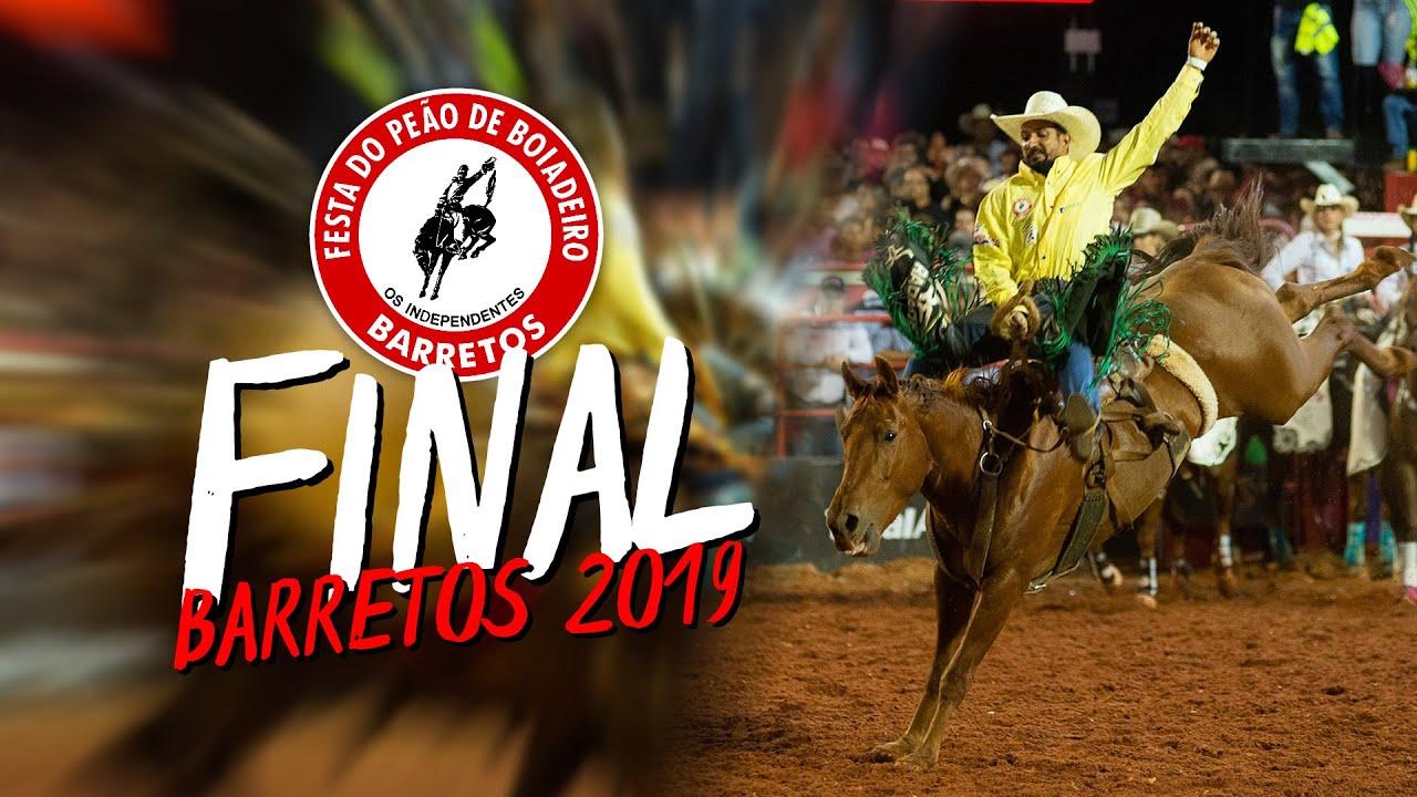 Final Em Cutiano 2019 Festa Do Peao De Barretos Amaior Youtube