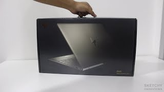 "HP ENVY 13"" - i7 8550U 8TH GEN - NVIDIA MX 150 8GB 512GB SSD - UNBOXING & 1ST IMPRESSIONS !!!"