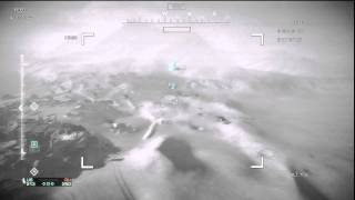 BFBC2 landing on a helicopters tail