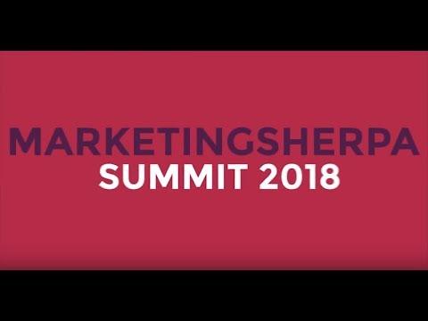 Call for Speakers | MarketingSherpa Summit 2018