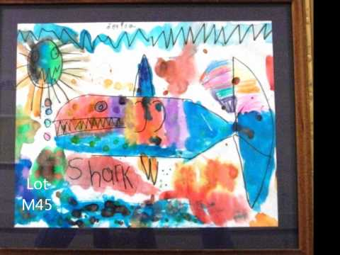 East Chicago Lighthouse Charter School: 2011 Art Auction, additional lots