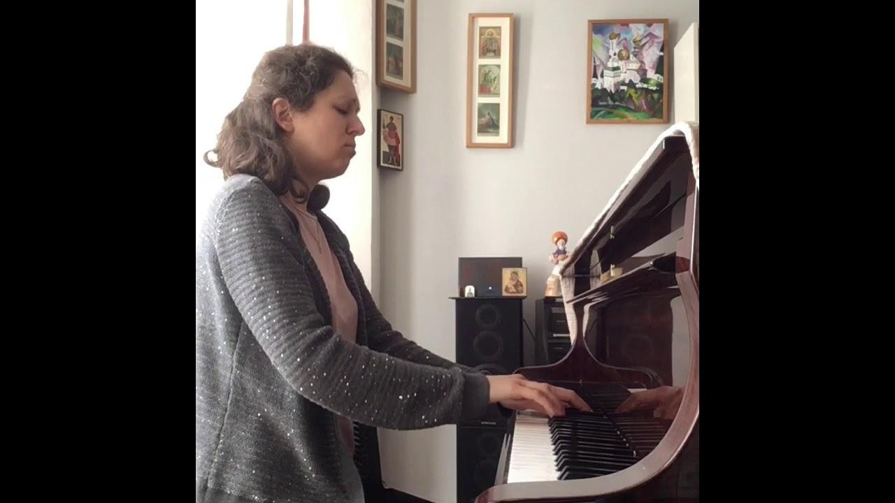 Lockdown Pianist Alphabet - S