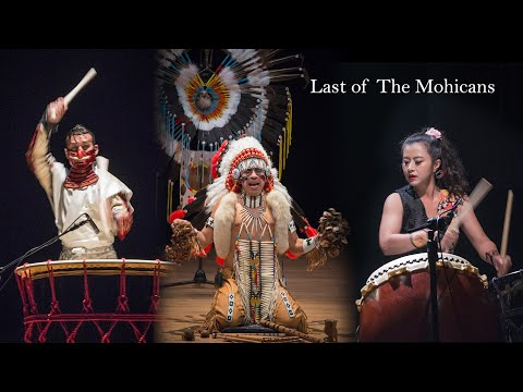 Last of the Mohicans-【Alexandro Querevalú &花響 蕭盈HuaXiang Hsiao Ying & 野武士 Nobushi Kawahara 】最後的莫西干人