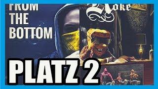SPONGEBOZZ: PLATZ 2 der Charts hinter BLACK FRIDAY von BUSHIDO & SIERRA KIDD Platz 8