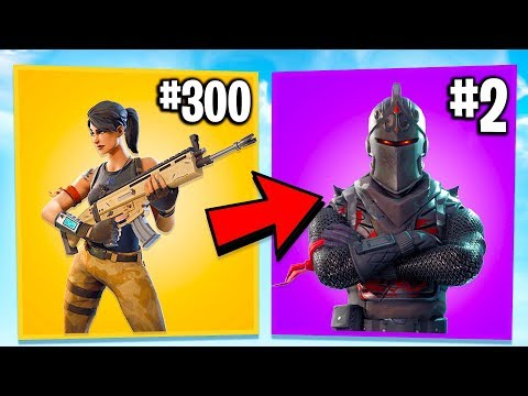 RANKING EVERY SKIN IN FORTNITE FROM WORST TO BEST! (385 Skins)