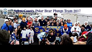 Salem County Polar Bear Plunge Team 2017