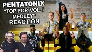 """Pentatonix - TOP POP, VOL. I MEDLEY"" Reaction"