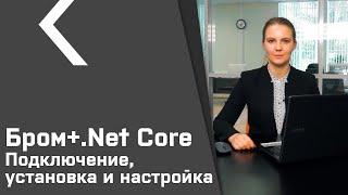 Бром-клиент для .Net Core (урок №1). Подключение, установка и настройка