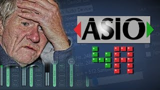 How I fixed my ASIO4ALL