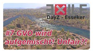 Arma 3: Exile DayZ Mod #7 GVO wird aufgemischt! Unfair?! [German] [Frozen-Crusade]
