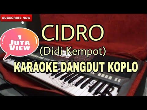 cidro-(didi-kempot)-karaoke-dangdut-koplo-cover