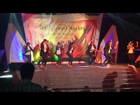 Bollywood Night @ O.P.Jindal Global University, Sonipat