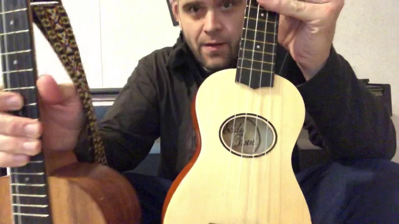 Jason Isbell Cover Me Up Soprano Ukulele Cover Youtube