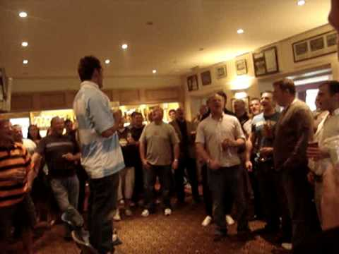 Rugby Song at Bromley rufc.