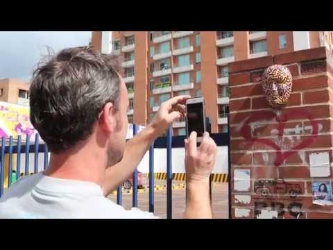 Graffiti Artist | Bogota, Colombia | Crisp