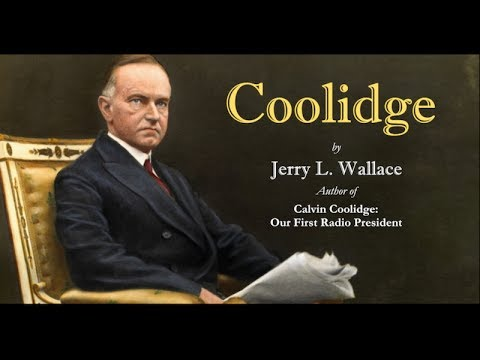 Calvin Coolidge by Jerry L  Wallace