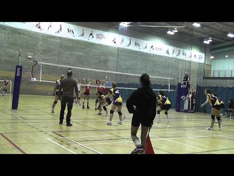 Uni of Essex Women 1st v Anglia Ruskin University Student Cup Qualifiers 2014-15
