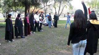 Clase de Duelo / Comunidad Rowling Chile Thumbnail