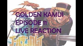 Golden Kamuy Episode 11 Live Reaction thumbnail