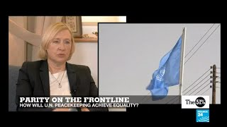 Parity on the frontline: how will UN peacekeeping achieve equality? thumbnail