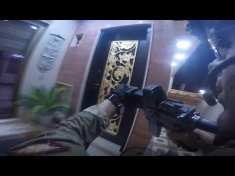Kurdish forces raid Islamic State sleeper cell | October 2018 | Syria