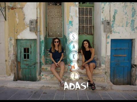 VLOG |  Sakız  (Chios) adasında 1 gün