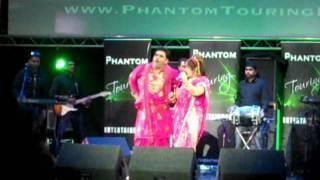 Rangli Kothi - Amar Arshi & Narinder Jot (Live at Athena, Leicester)