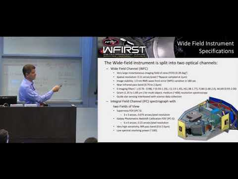 NASA's Next Astrophysics Flagship: The Wide Field Infrared Survey Telescope (WFIRST)