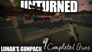 unturned modday lunar s gunpack fn scar g36 c sl8 6 sr9 l96a1 ppk special guns