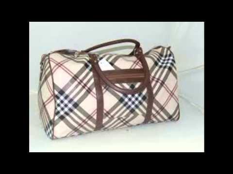Модные женские дорожные сумки